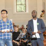 Kantonaler Flüchtlingstag in Baden, 22. Juni 2019 (Foto: Werner Rolli)