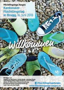 Flüchtlingstage Aargau: Flüchtlingstag 2018 in Brugg