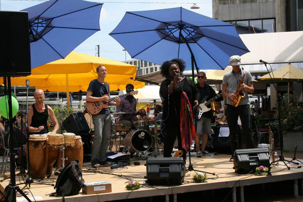 Band «Claudia Masika und Friends»