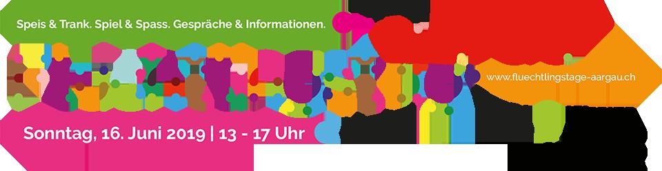 Flüchtlingstage Aargau: Flüchtlingstag 2019 in Aarau
