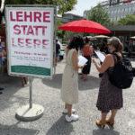 Flüchtlingstage Aargau: Flüchtlingstag in Aarau, 19. Juni 2021 (Foto Lara Kaiser Photography)