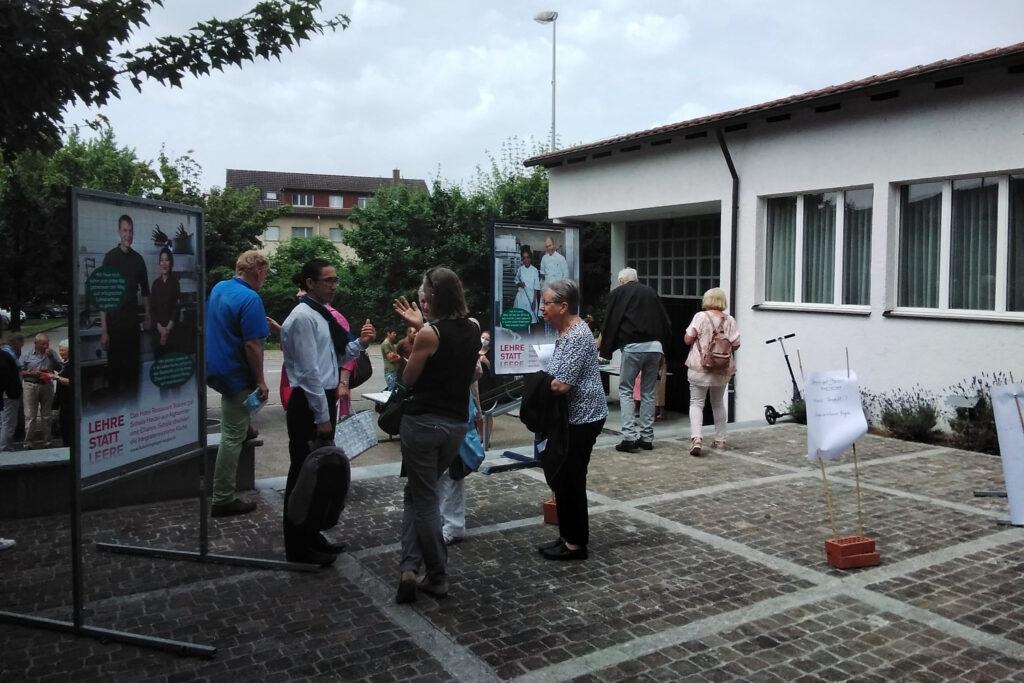 Flüchtlingstage Aargau: Flüchtlingstag im Fricktal, 20. Juni 2021